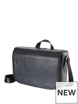 olympus-olympus-messenger-bag-black-pu-amp-canvas