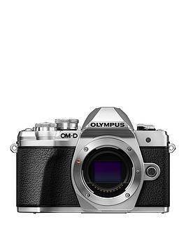 olympus-e-m10iii-body-silver