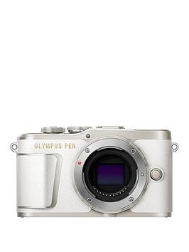 Olympus E-Pl9 Body - White