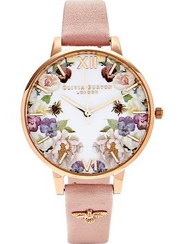 olivia-burton-enchanted-garden-dusty-pink-floral-watch-pink