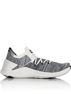 nike-free-tr-flyknit-3-running-trainers-grey