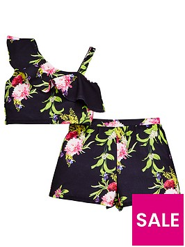v-by-very-girls-black-floral-co-ord-outfit