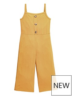 v-by-very-girls-cullote-rib-button-jumpsuit