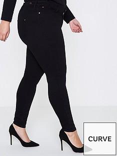ri-plus-regular-leg-skinny-jeans-black