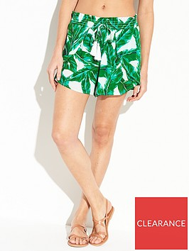 v-by-very-printed-wrap-over-beach-shorts-leaf-print