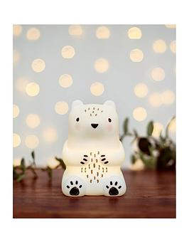 sass-belle-bear-camp-night-light