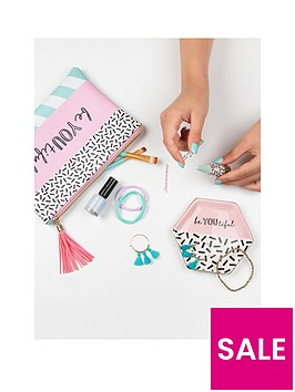 sass-belle-sass-and-belle-be-youtiful-pouch-and-trinket-tray-set