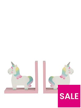 sass-belle-sass-and-belle-unicorn-book-ends