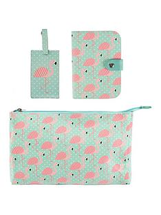 sass-belle-flamingo-travel-set