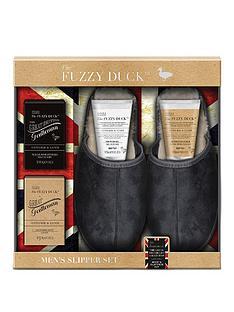 baylis-harding-the-fuzzy-duck-mens-slipper-gift-set