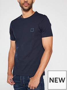 boss-crew-neck-t-shirt-navy