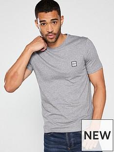 boss-crew-neck-t-shirt-grey-marl