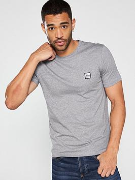 boss-crew-neck-t-shirt-grey-marl
