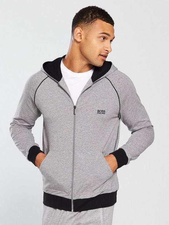 Hoodies & Sweatshirts Activewear Mens Hugo Boss Lightweight Sweatshirt Size S With Traditional Methods