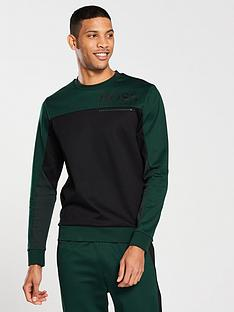 boss-tech-sweatshirtnbsp--forestblack