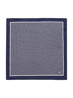 hugo-silk-pocket-square