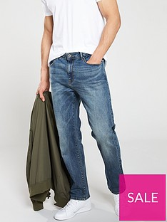 v-by-very-straight-fit-jeans-light-vintage-wash