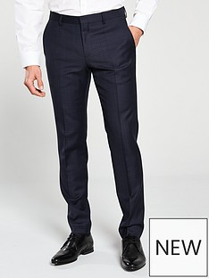 hugo-by-hugo-boss-plain-check-suit-trousers