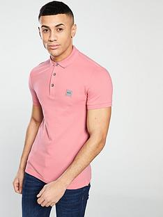 boss-slim-fit-pique-polo-shirt-pink