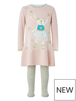 monsoon-baby-anabelle-bunny-knit-dress-amp-tight-set