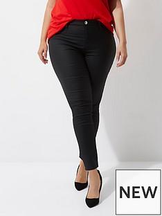 ri-plus-molly-coated-skinny-jeans-black