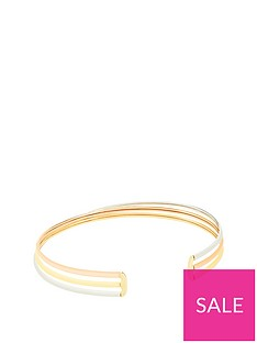 love-gold-9ct-tri-colour-gold-torque-bangle