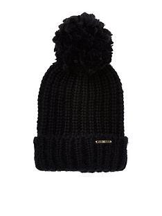 river-island-chunky-beanie-hat-black