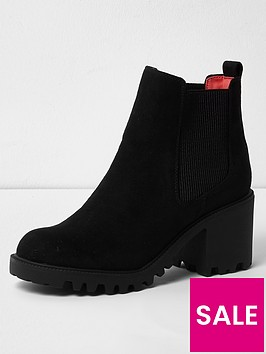 river-island-river-island-wide-fit-chunky-sole-boots-black