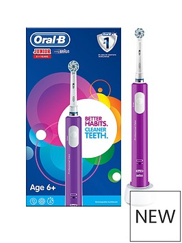 oral-b-oral-b-junior-electric-rechargeable-toothbrush-for-children-aged-6-in-purple