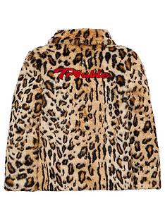 v-by-very-girls-trouble-back-slogan-animal-faux-fur-coat-multi