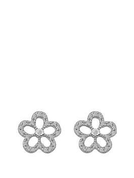 hot-diamonds-bloom-earrings