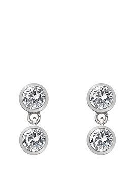 9114b481ca4 Hot Diamonds Raindrops Drop Earrings