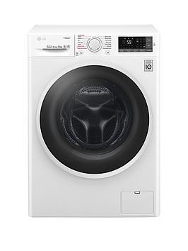 lg-steam-f4j6ty0ww-8kg-loadnbsp1400-spin-washing-machine