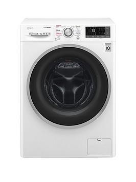 lg-f4j7fh1w-9kgnbspwashnbsp6kgnbspdry-1400-spin-washer-dryer