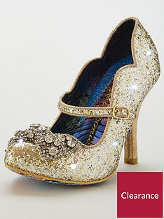 irregular-choice-shimmer-glittered-jewelled-bow-strap-heeled-shoes-gold