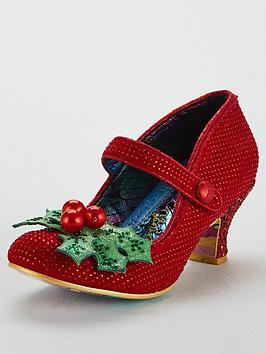 Irregular Choice Irregular Choice Little Holly Heeled Shoe