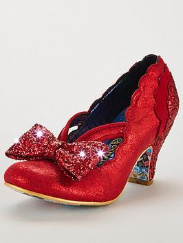 Irregular Choice Twinkle Heeled Shoe