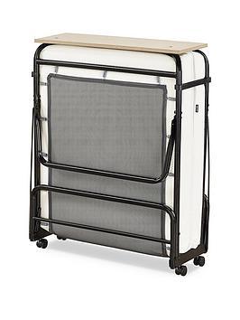jaybe-supreme-automatic-folding-bed-with-memory-foam-mattress