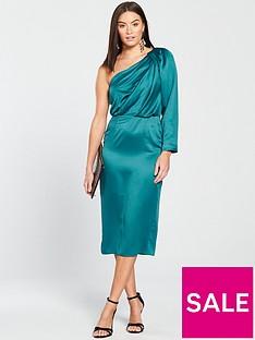b74d748fee Midi Dresses | Shop Midi Dresses | Very.co.uk