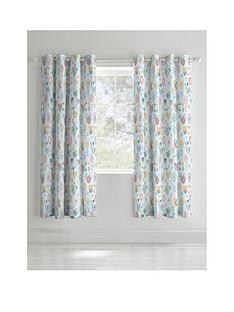 catherine-lansfield-little-birds-easy-care-eyelet-curtains