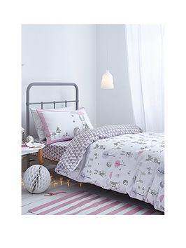 catherine-lansfield-nordic-cotton-print-double-duvet-cover-set