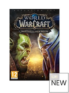 pc-games-world-of-warcraft-battle-for-azeroth-pc