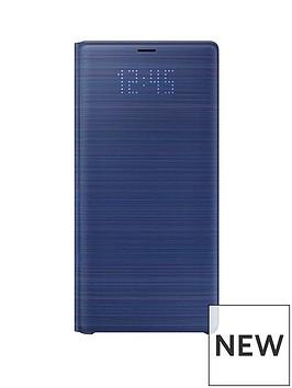 samsung-original-galaxy-note-9-led-view-cover-blue