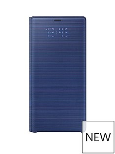 samsung-original-note-9-led-view-cover-blue