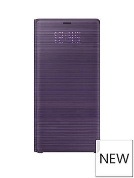 samsung-original-note-9-led-view-cover-violet