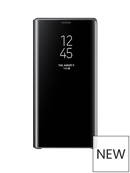 samsung-original-galaxy-note-9-clear-view-standing-cover-black