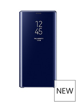 samsung-original-galaxy-note-9-clear-view-standing-cover-blue