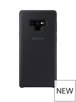 samsung-original-note-9-clear-cover-black