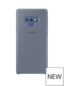 samsung-original-note-9-clear-cover-blue