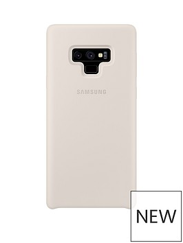 samsung-original-galaxy-note-9-soft-touch-protective-silicone-cover-ivory